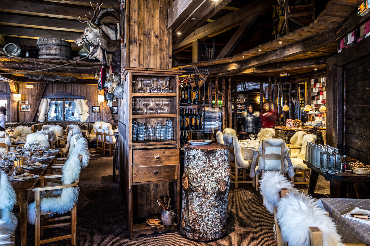 Fabien Delairon photographe - Restaurant Le Panoramic à Tignes