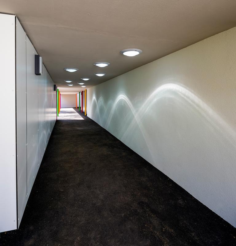 Fabien Delairon photographe - Ecole élémentaire : Architectes Louis et Périno