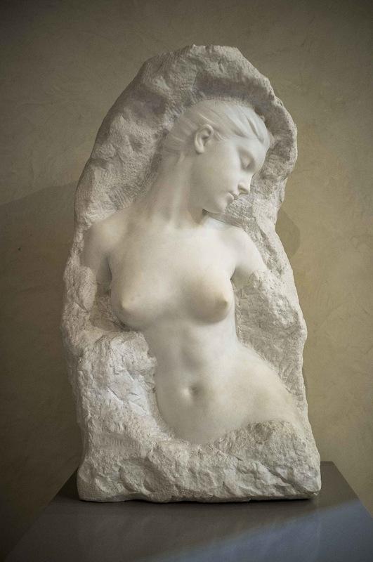 Fabien Delairon photographe - Au musée des Beaux Arts de Lyon