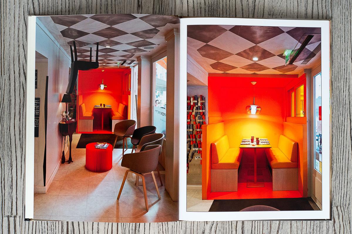 Fabien Delairon photographe - Restaurant Le Contresens icmArchitectures