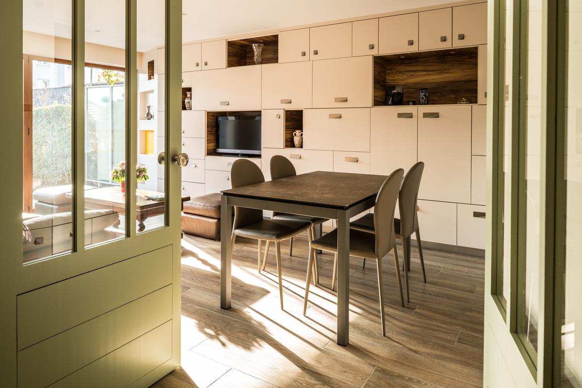 Fabien Delairon photographe - Rénovation dun appartement, création de meuble, Architecte EGA - Elsa Garin