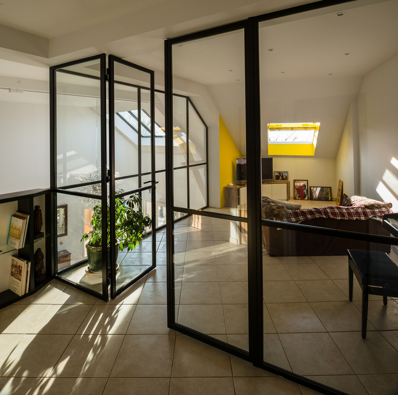 Fabien Delairon photographe - Transparences Architecte EGA - Elsa Garin