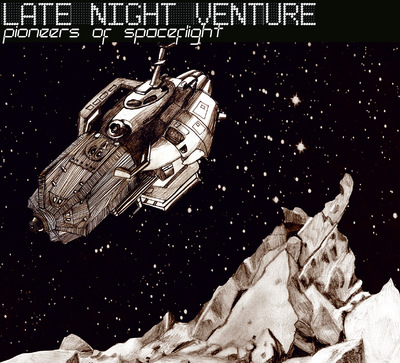 r i t s t i f t - Late Night Venture Pioneers of Spaceflight (2012)