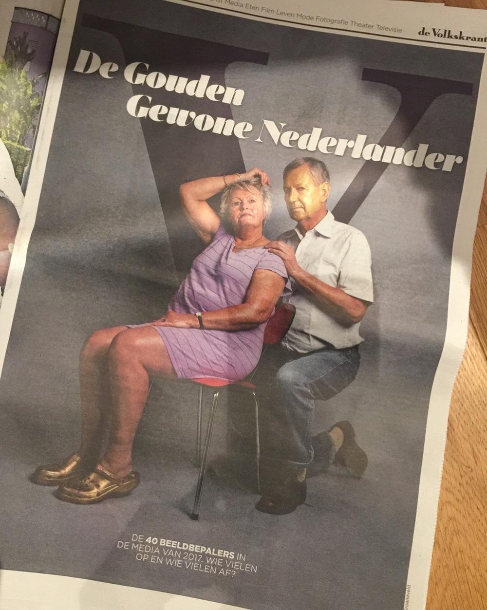 Marijke Groeneveld - De Volkskrant 2017