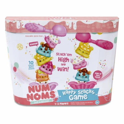 Min Kim - Num Noms Happy Stacks Game