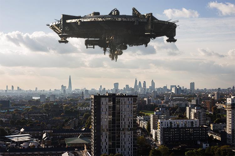 David Wallace Shoots Photographer - East London.