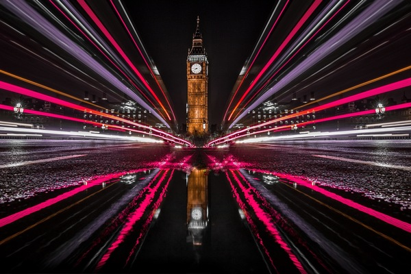 David Wallace Shoots Photographer - London, Big Ben.