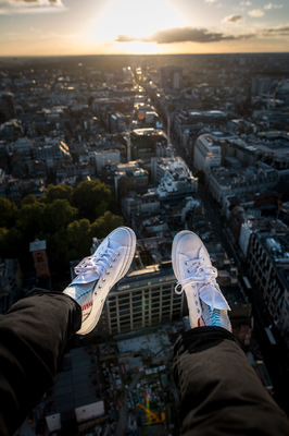 David Wallace London Photographer - Converse