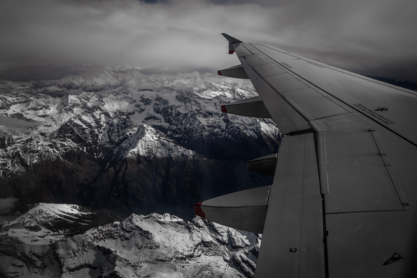 David Wallace London Photographer - The Alps