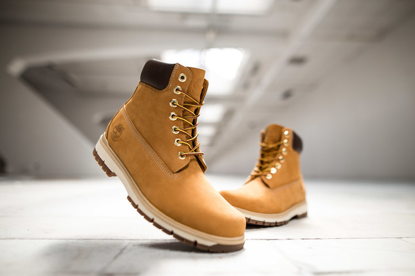 David Wallace Shoots Photographer - Timberland Campaign image