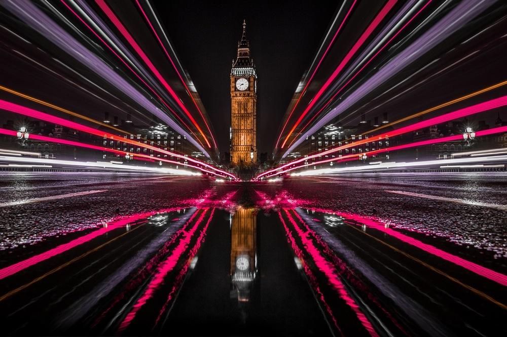 David Wallace Shoots Photographer - London, Big Ben.