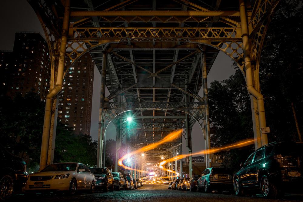 David Wallace Shoots Photographer - Harlem