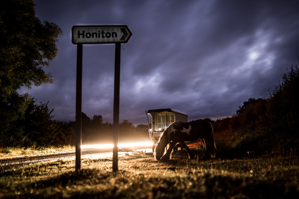 David Wallace Shoots Photographer - Honiton