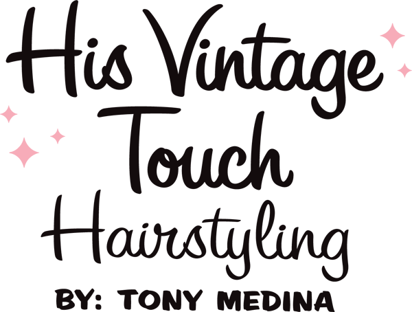 His Vintage Touch