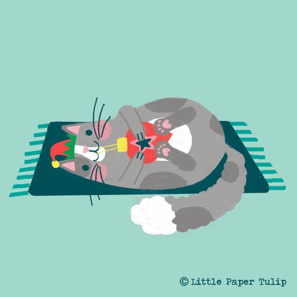 Little Paper Tulip -