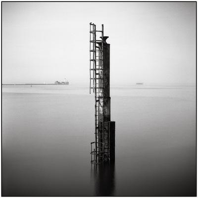 J·C DELVAUX - - Diving tower -