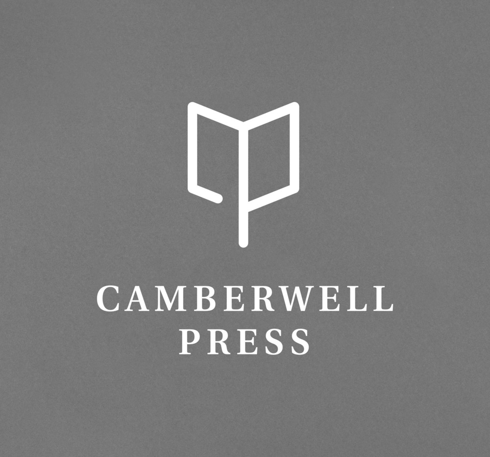 Oliver Chapman - New logo for the re-launch of Camberwell Press