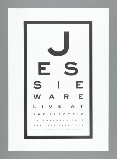 Oliver Chapman - Jessie Ware live at the Electric