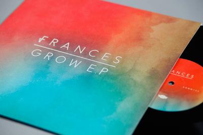 Oliver Chapman - Frances Grow E.P.
