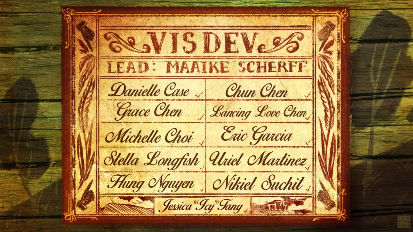 Lancing Love Chen -
