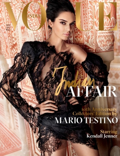 A Little Fly - Vogue India by Mario Testino