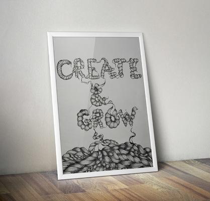 Create and Grow-Portfolio -