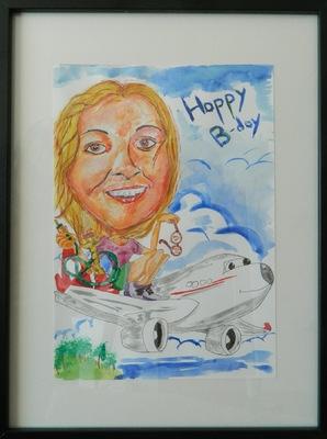 Create and Grow-Portfolio - Always traveling-caricature.