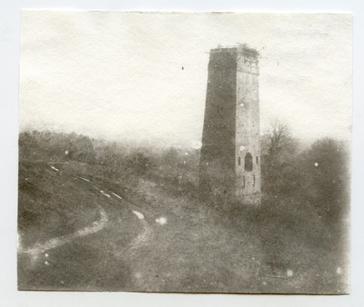 Paper , Shadows and Light. - Betchworth Tower