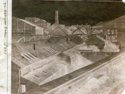 Paper , Shadows and Light. - Guardbridge Paper Mill. Adamsons process Calotype.
