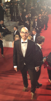 Nikolas Vardaxis - Cannes Film Festival 2015