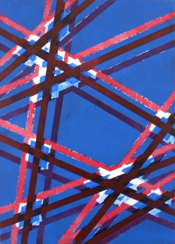 laurenttrezegnies - acrylic on canvas 80 / 60
