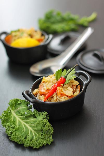Pigut Photographie - Cuisine Bio Végétale -
