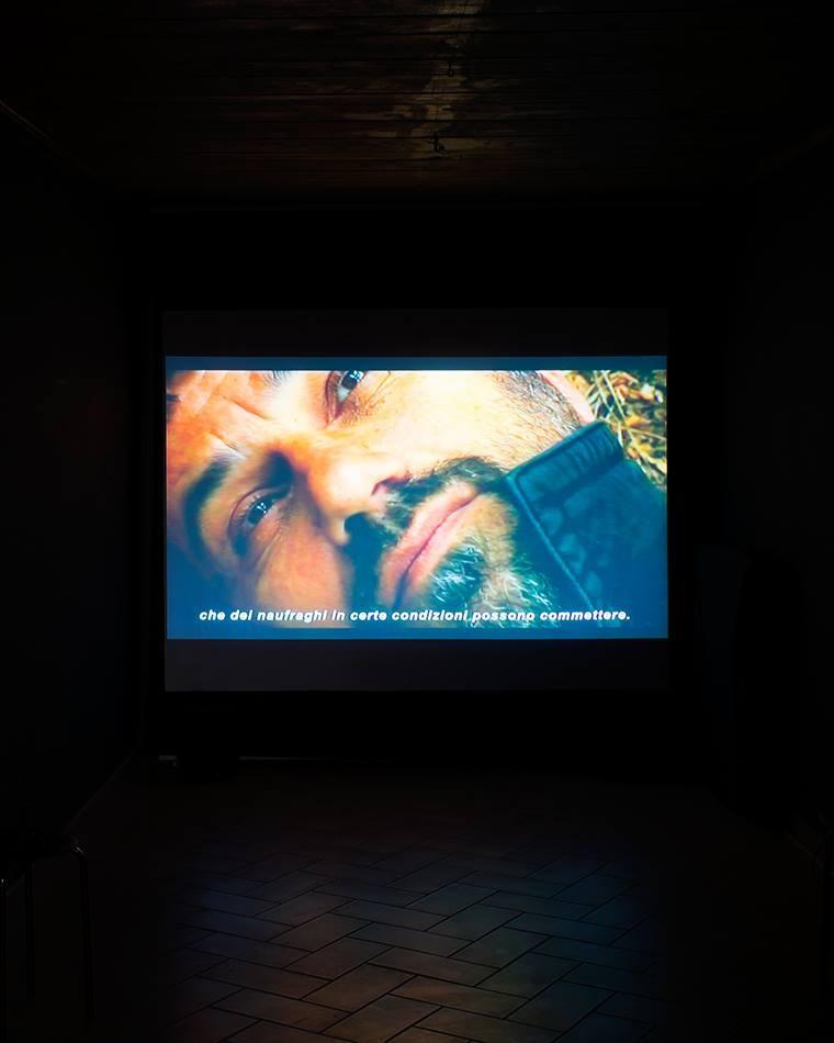 PLACENTIA ARTE - Pietro Mele the end of the process video HD + audio 10 min. 54 sec., 2012 ph. credit Marco Fava