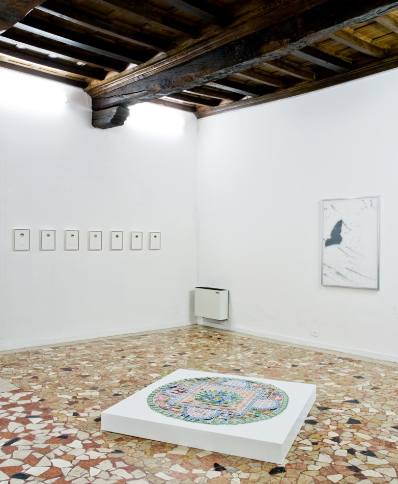 PLACENTIA ARTE - rubbles in the jungle [installation view] photo credit Marco Fava