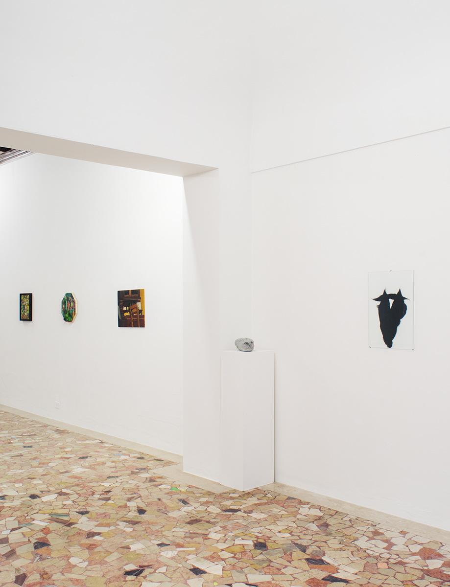 PLACENTIA ARTE - est. 1991 - Roberto Fassone, Luce sempiterna della mente pura, 2017,installation view ph. credits Marco Fava