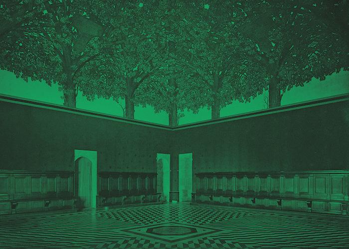 PLACENTIA ARTE - verde indagine