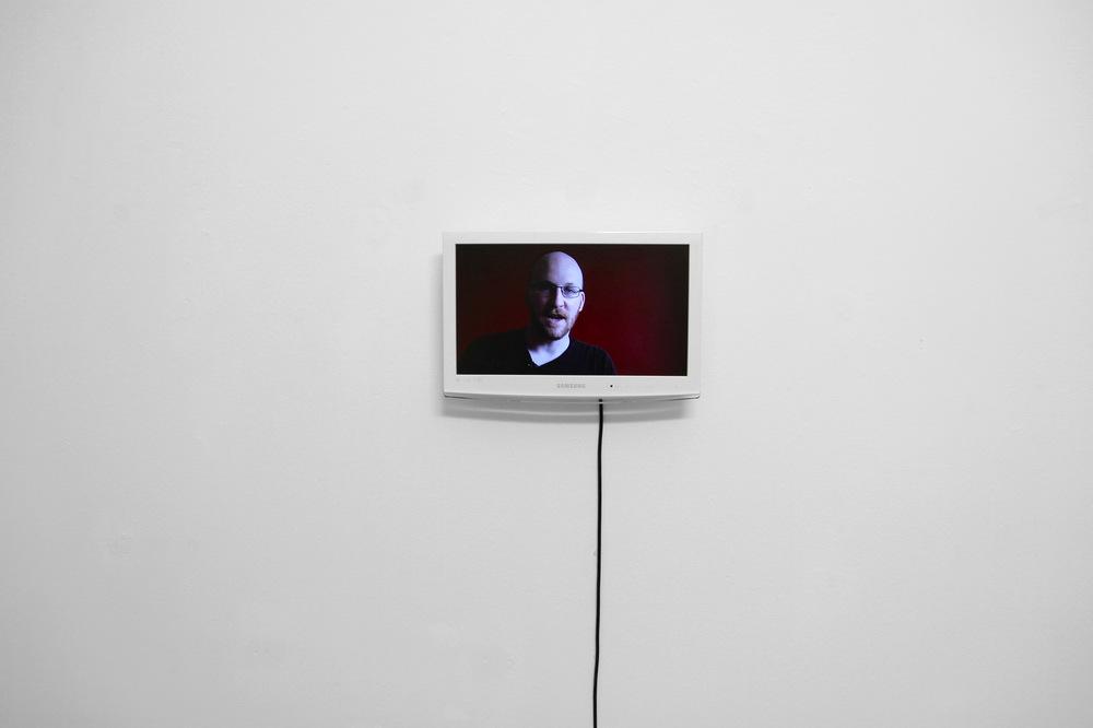 PLACENTIA ARTE - waiting for godot video, 5' min. 3'' sec. [loop], 2016 ph. credit Ovidiu Hulubei