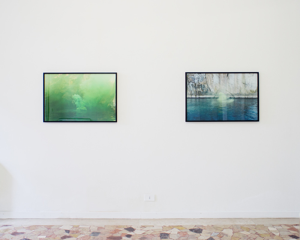 PLACENTIA ARTE - FILIPPO MINELLI installation view
