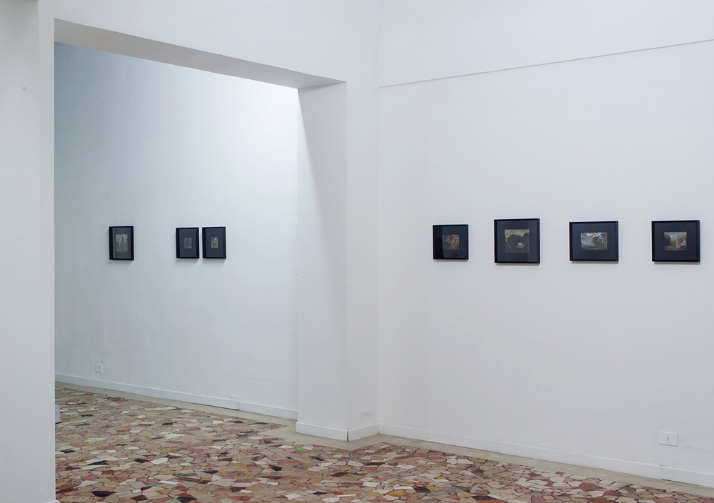 PLACENTIA ARTE - until the end of the world [installation view]  ph. credit Marco Fava