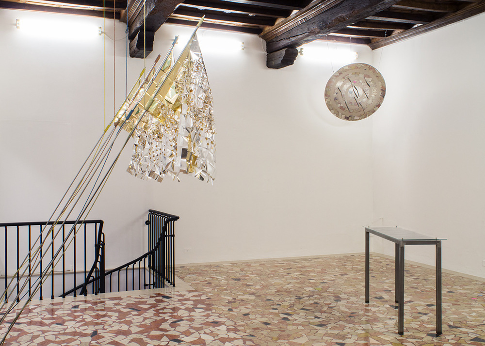 PLACENTIA ARTE - est. 1991 - overcome and help installation view #2 ph. credit - Marco Fava
