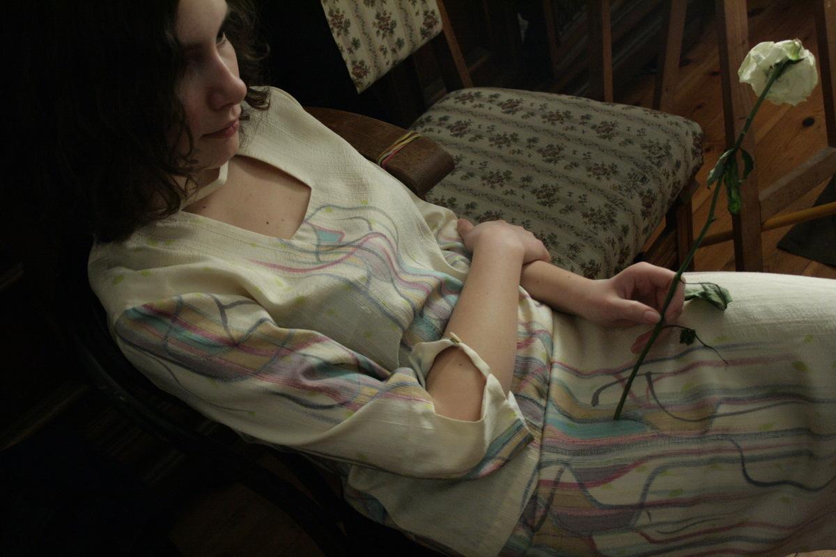 Maria Kravets Textile Design - Dupioni Costume, photo: Elya Yalonetski