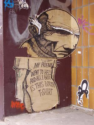 Asylum - Berlin Friedrichshain - 2005