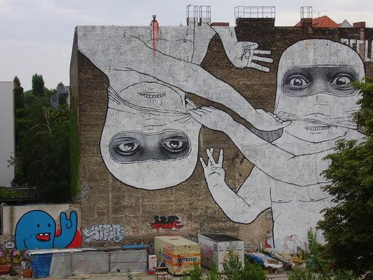 Asylum - Berlin Kreuzberg - 2007
