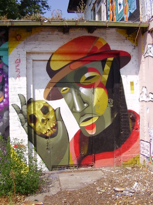 Asylum - Berlin Fhain - 2015