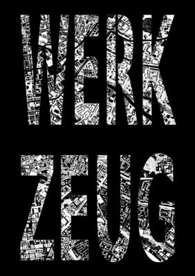 Asylum - WERKZEUG - Issue#1 & Issue#2 - Front cover