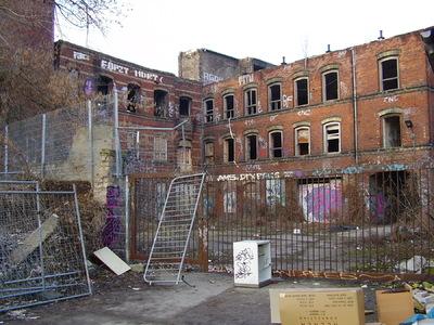 Asylum - Berlin Mitte - 2005