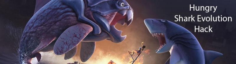 Hungry Shark Evolution Hack No Survey