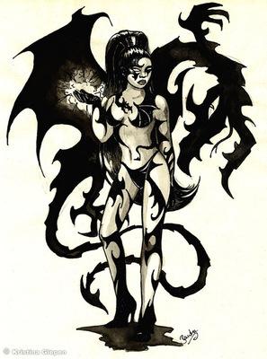 BansheeArts - Dragon Mistress