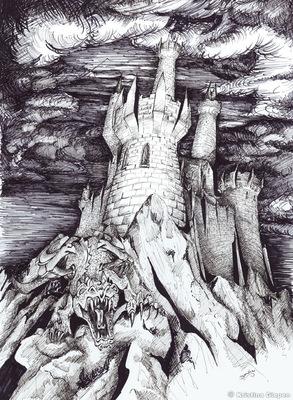 BansheeArts - Drachenturm