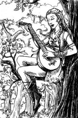 BansheeArts - Elfenmusik